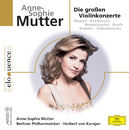 Anne-Sophie Mutter - Die großen Violinkonzerte (Eloquence)/Anne-Sophie Mutter