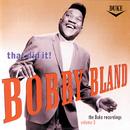That's It! / Duke Recordings Vol. III/Bobby Bland