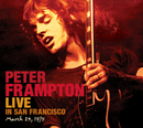 Live In San Francisco, March 24, 1975/Peter Frampton