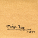 2000.06.04 - Manchester, England (United Kingdom) (Live)/Pearl Jam