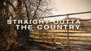 Straight Outta The Country (Lyric Video)/Justin Moore