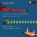 Rafael Kubelík - The Mercury Masters (Vol. 8 - Mozart: Symphonies Nos. 34 & 38)/Rafael Kubelik