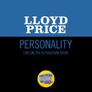 Personality (Live On The Ed Sullivan Show, June 28, 1959)/Lloyd Price