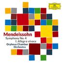 "Mendelssohn: Symphony No. 4 in A Major, Op. 90, MWV N 16, ""Italian"": I. Allegro vivace/Orpheus Chamber Orchestra"