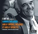 L'Art de Gabriel Bacquier/Gabriel Bacquier