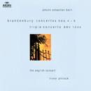Bach: Brandenburg Concertos Nos.4-6; Triple Concerto BWV 1044/The English Concert, Trevor Pinnock