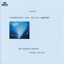 "Mozart: Symphonies Nos.40 & 41 ""Jupiter""/The English Concert, Trevor Pinnock"