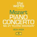 Mozart: Piano Concerto No. 21 In C major K.467/Géza Anda, Camerata Academica des Mozarteums Salzburg