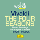 Vivaldi: The Four Seasons/Simon Standage, The English Concert, Trevor Pinnock