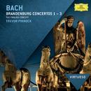 Bach, J.S.: Brandenburg Concertos Nos.1 - 3/The English Concert, Trevor Pinnock