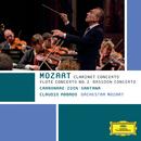 Mozart: Clarinet Concerto; Flute Concerto No. 2;  Bassoon Concerto/Alessandro Carbonare, Jacques Zoon, Guilhaume Santana, Orchestra Mozart, Claudio Abbado