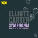 Carter: Symphonia:Sum Fluxae Pretium Spei/BBC Symphony Orchestra, Oliver Knussen