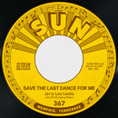 Save the Last Dance for Me / As Long as I Live/Jerry Lee Lewis