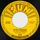 Carry Me Back to Old Virginia / I Know What It Means/Jerry Lee Lewis