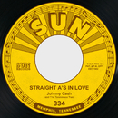 Straight A's in Love / I Love You Because (feat. The Tennessee Two)/Johnny Cash