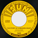 The Story of a Broken Heart / Down the Street to 301 (feat. The Tennessee Two)/Johnny Cash