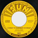 I Forgot to Remember To Forget / Katy Too (feat. The Tennessee Two)/Johnny Cash