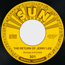 The Return of Jerry Lee / Lewis Boogie (feat. George Klein)/Jerry Lee Lewis