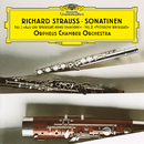 """R. Strauss: Sonatina No. 1 """"From an Invalid's Workshop"""", Symphony for Wind Instruments """"The Happy Workshop""""/Orpheus Chamber Orchestra"""