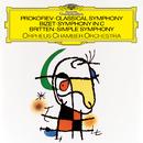 "Prokofiev: Symphony No. 1, Op. 25 ""Classical Symphony""; Britten: Simple Symphony, Op. 4; Bizet: Symphony in C; Elgar: Salut d'amour, Op. 12/Orpheus Chamber Orchestra"