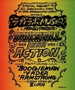 DANCE HALL INNA ACTION (POW!)/ラガラボMUSIQ (BOOGIE MAN, VADER, ARM STRONG)