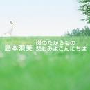 炎のたからもの/悲しみよこんにちは/島本 須美