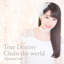 True Destiny / Chain the world/東山 奈央
