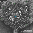 for staying real BLUE./LAST ALLIANCE
