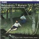 Shostakovich / Schubert : Sonatas for Cello and Piano/Arto Noras