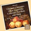Mozart : Clarinet Concerto, Oboe Concerto & Concerto for Flute and Harp (DAW 50)/Nikolaus Harnoncourt