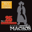25 Bandazos de Machos (Vol. 1) (USA)/Banda Machos