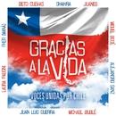 Gracias a la vida [Con portada de fondo]/Voces unidas por Chile