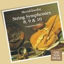 Mendelssohn : String Symphonies Nos 8 - 10 (DAW 50)/Concerto Köln