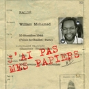 J'ai pas mes papiers/William Baldé