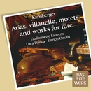 Kapsberger : Works for Soprano and Lute (DAW 50)/Guillemette Laurens & Luca Pianca