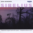 Sibelius : Published Original Works for Piano - Complete Edition Vol. 4/Eero Heinonen