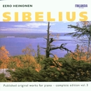 Sibelius : Published Original Works for Piano - Complete Edition Vol. 3/Eero Heinonen