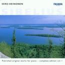 Sibelius : Published Original Works for Piano - Complete Edition Vol. 1/Eero Heinonen