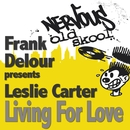 Living For Love/Frank Delour feat Leslie Carter