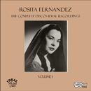 The Complete Discos Ideal Recordings, Vol. 1/Rosita Fernandez