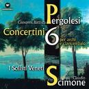 6 Concertini per archi e clavicembalo/Claudio Scimone