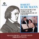 Frauenliebe und -leben Op. 42 / Liederkreis Op. 39 / 4 Duetti/Erik Battaglia