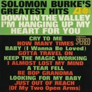 Solomon Burke's Greatest Hits/Solomon Burke