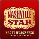 You Win Again [Nashville Star Season 5 - Episode 2]/Kacey Musgraves