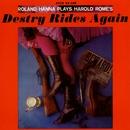 Roland Hanna Play Harold Rome's 'Destry Rides Again'/Roland Hanna