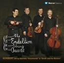 Schubert : String Quartets No.13, 'Rosamunde' & No.14, 'Death and the Maiden'/Endellion String Quartet
