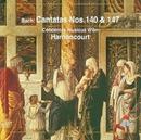 Bach, JS : Sacred Cantatas BWV Nos 140 & 147/Nikolaus Harnoncourt