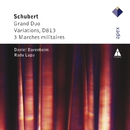 Schubert : Grand Duo, Variations D813, Marches militaires - piano duet/Daniel Barenboim & Radu Lupu