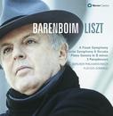 Liszt : Symphonies & Sonatas/Daniel Barenboim