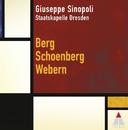 Sinopoli conducts Schoenberg, Berg & Webern/Giuseppe Sinopoli
